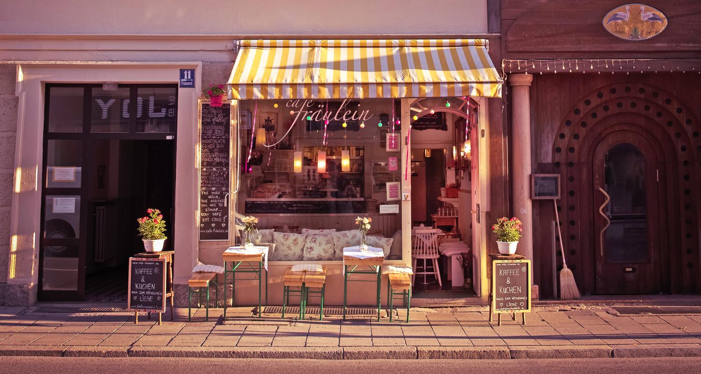 Café Fräulein am Viktualienmarkt